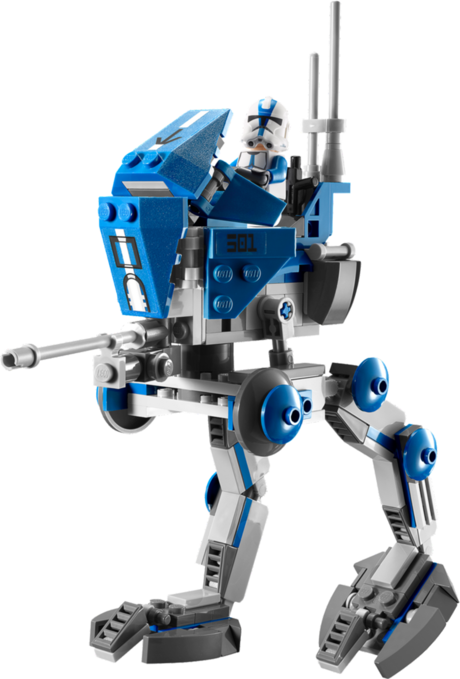 LEGO® Star Wars AT-RT components