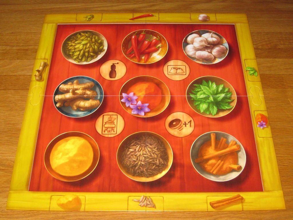 Safranito game board