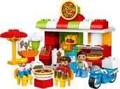 LEGO® DUPLO® Pizzeria components