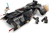 LEGO® Star Wars Knights of Ren™ Transport Ship gameplay