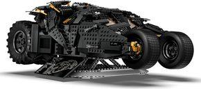 LEGO® DC Superheroes Batman™ Batmobile™ Tumbler components