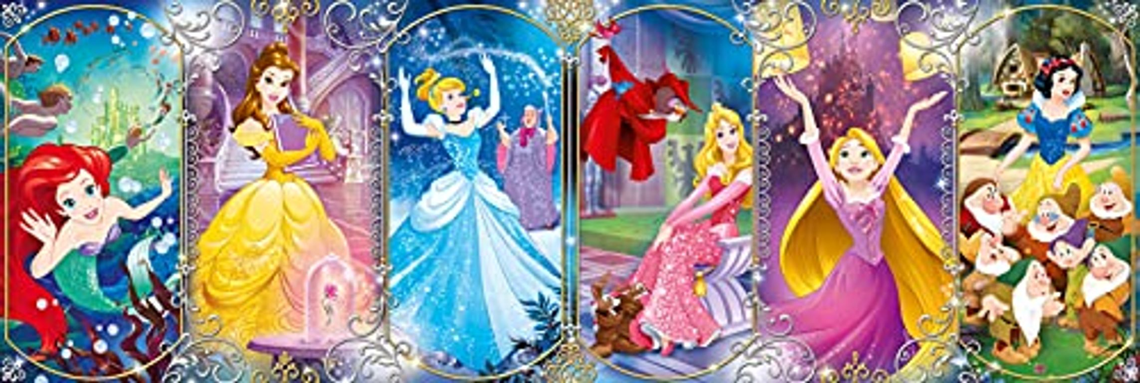 Disney Princess Panorama