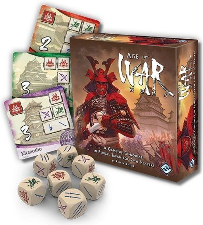 Age of War components