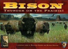 Bison: Thunder on the Prairie