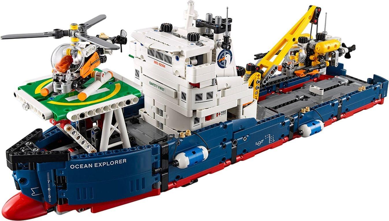 Ocean Explorer components