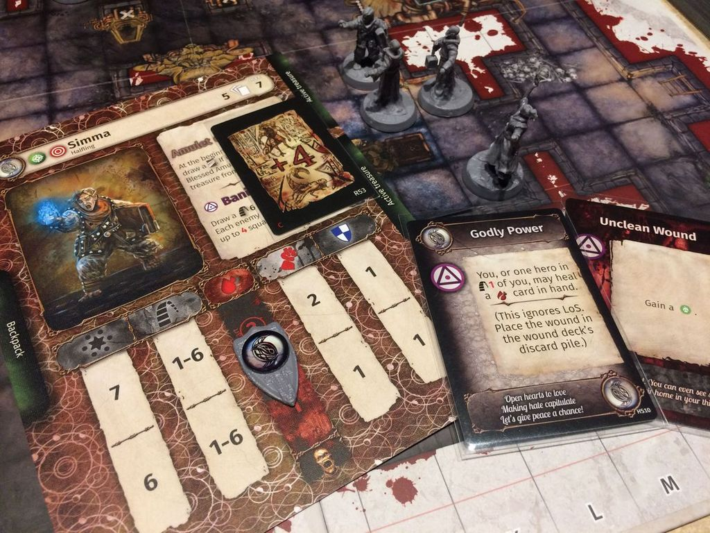 Perdition's Mouth: Abyssal Rift components