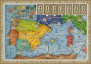 Concordia: Salsa game board