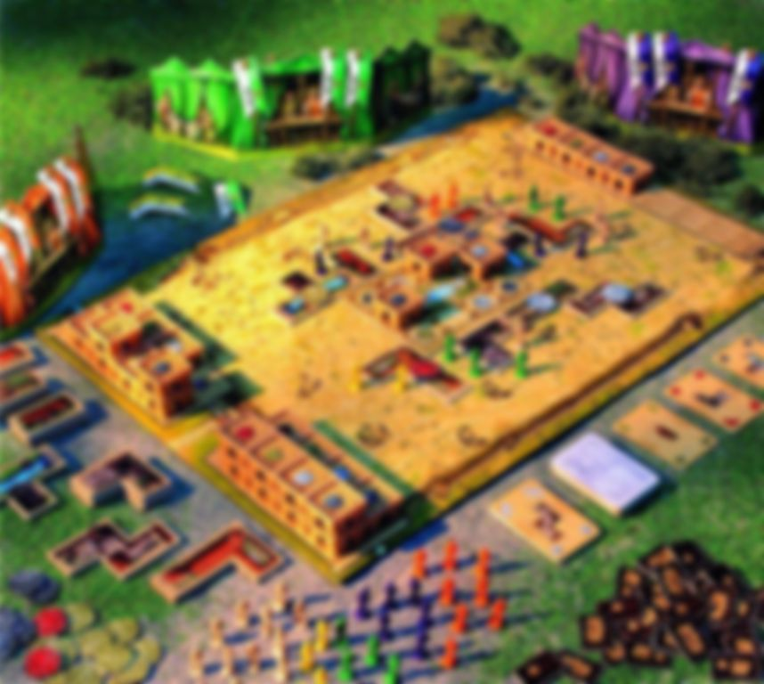 Arkadia gameplay