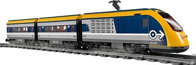 Passenger Train components
