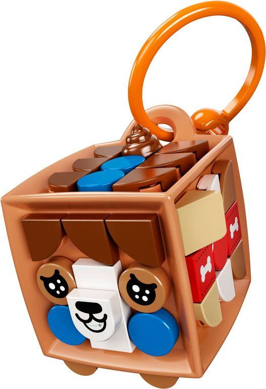 Bag Tag Dog components