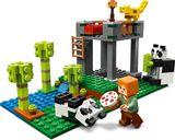 LEGO® Minecraft The Panda Kindergarten gameplay