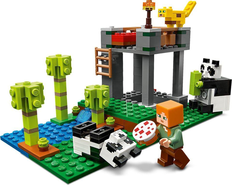 The Panda Kindergarten gameplay