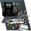 Star Wars: Legion – Imperial Shoretroopers Unit Expansion components