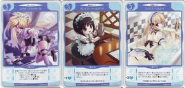 Tanto Cuore: Expanding the House cards