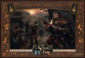 A Song of Fire & Ice: Tabletop Miniatures Game – Neutral Stormcrow Mercenaries