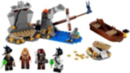 Isla De Muerta components