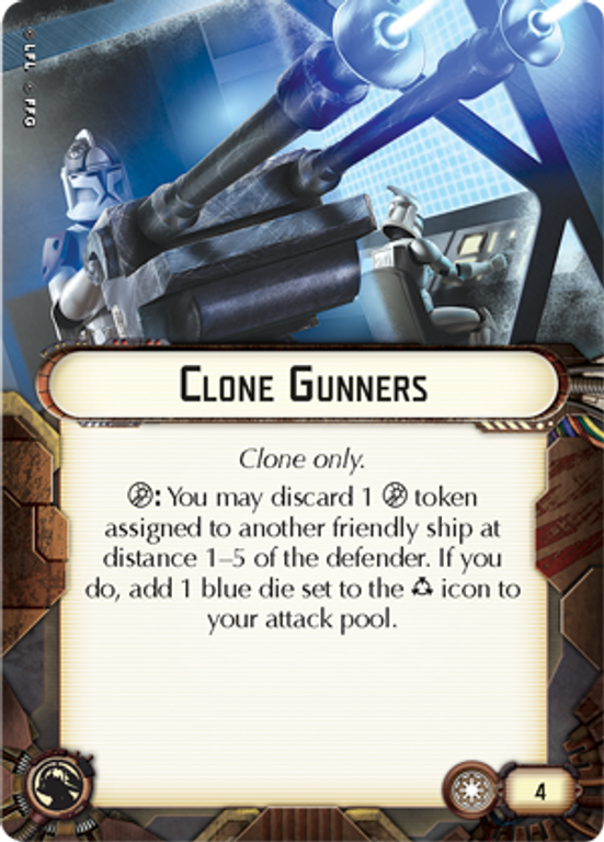 Star Wars: Armada - Onager-Class Star Destroyer Expansion Pack cards