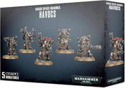 Chaos Space Marines Havocs (43-61)