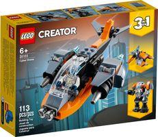LEGO® Creator Cyber Drone