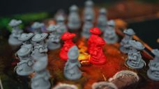 Dungeonology: The Expedition miniatures