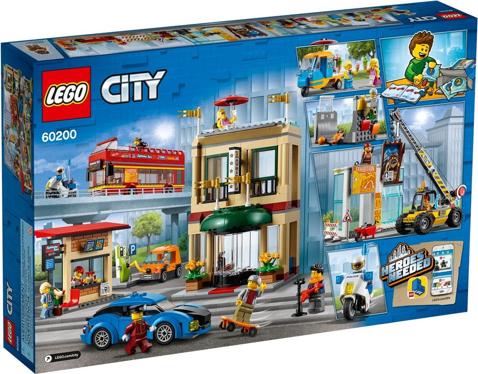Capital City back of the box
