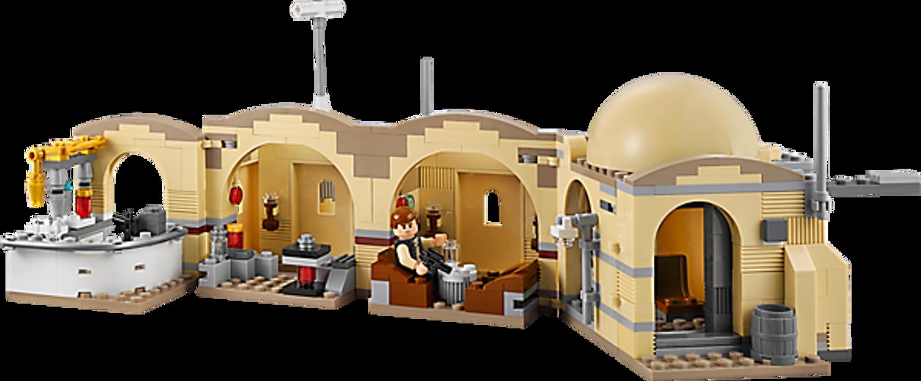 LEGO® Star Wars Mos Eisley Cantina interior