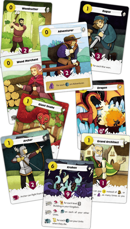 Paper Tales cards