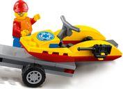 Beach Rescue ATV components