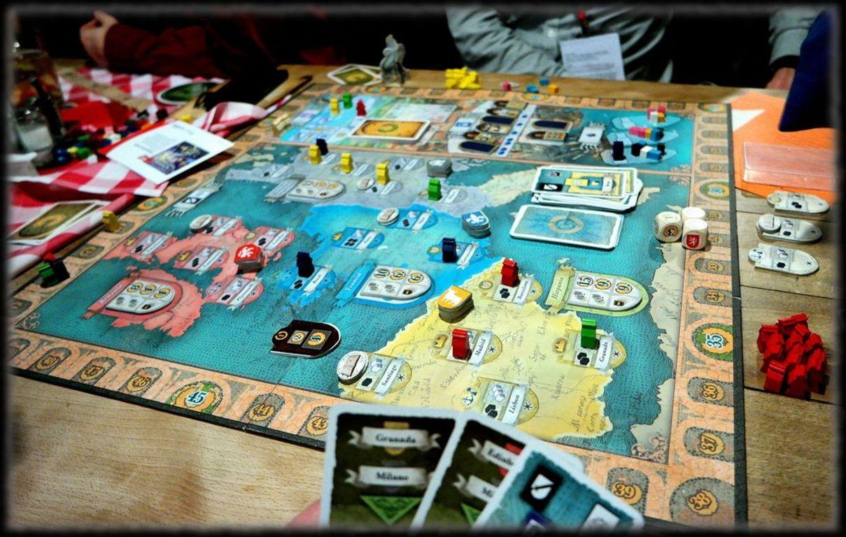 Dynasties: Heirate & Herrsche gameplay