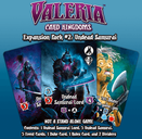 Valeria: Card Kingdoms - Expansion Pack #02: Undead Samurai