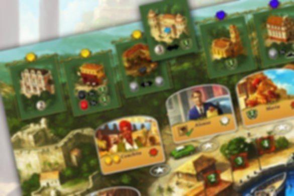Santiago de Cuba gameplay