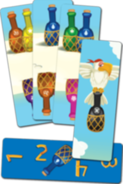 RUM cards