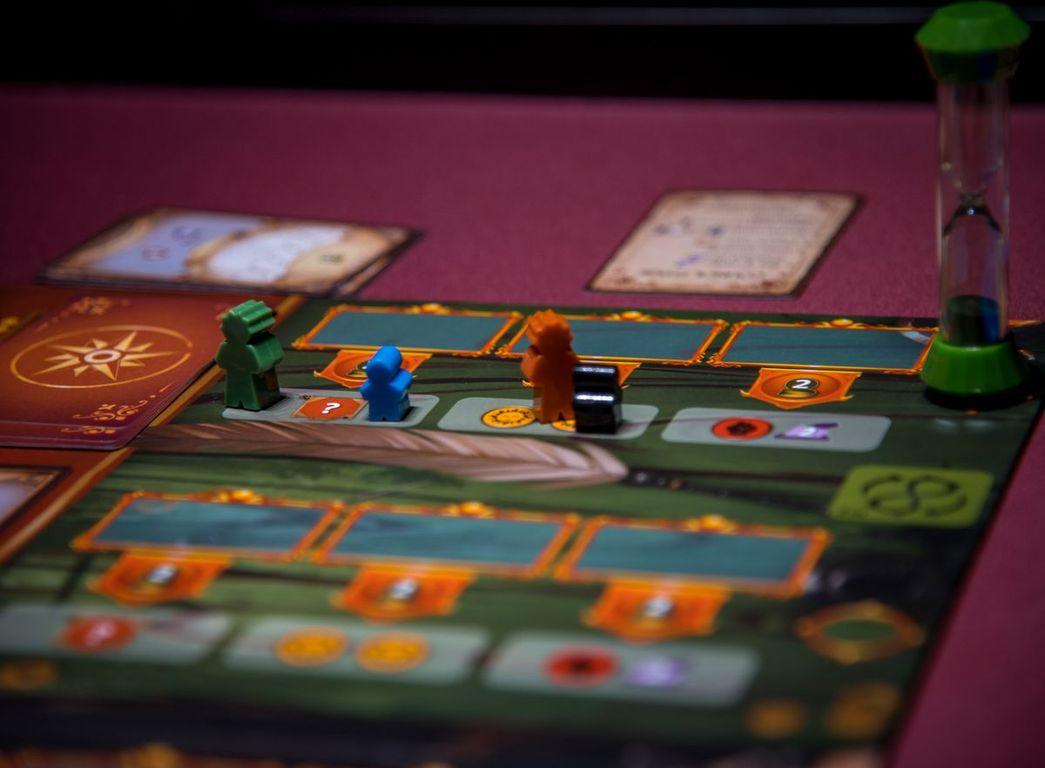Pendulum gameplay