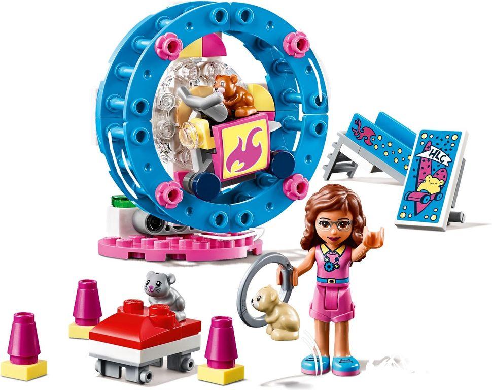 LEGO® Friends Olivia's Hamster Playground gameplay