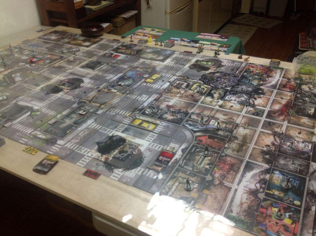 Zombicide Season 2: Prison Outbreak gameplay