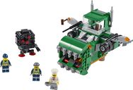 LEGO® Movie Trash Chomper components