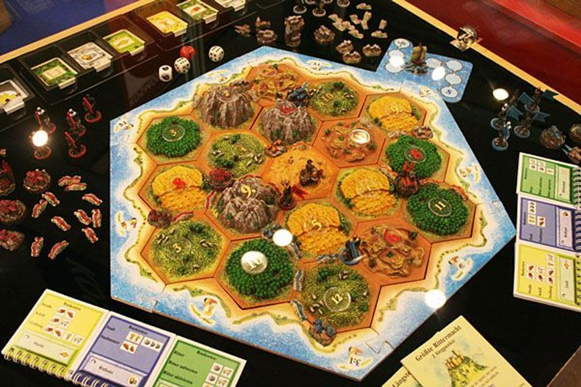 CATAN 3D Collector's Edition gameplay