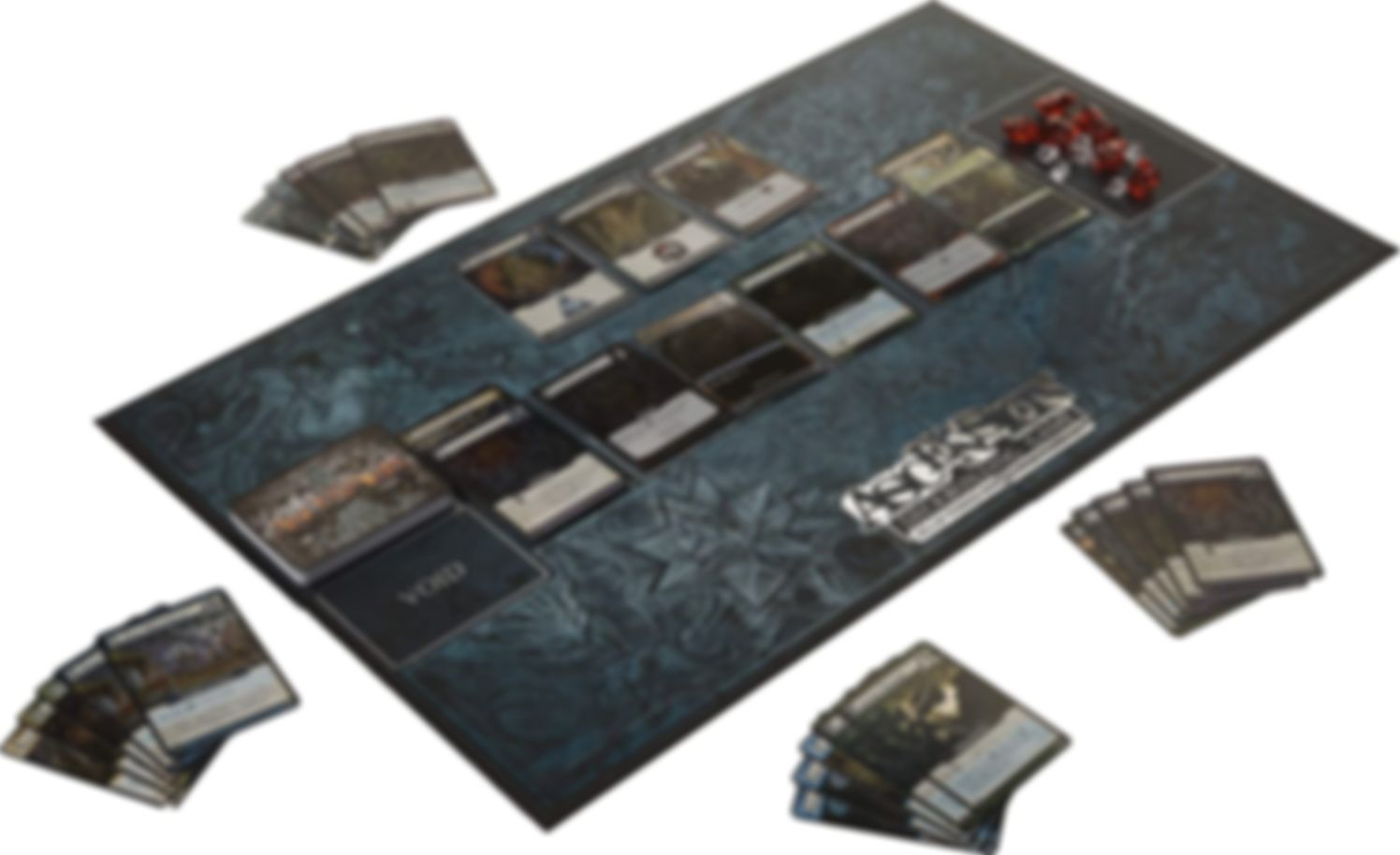 Ascension: Year Three Collector's Edition components