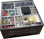 Mansions of Madness 2nd Edition insert