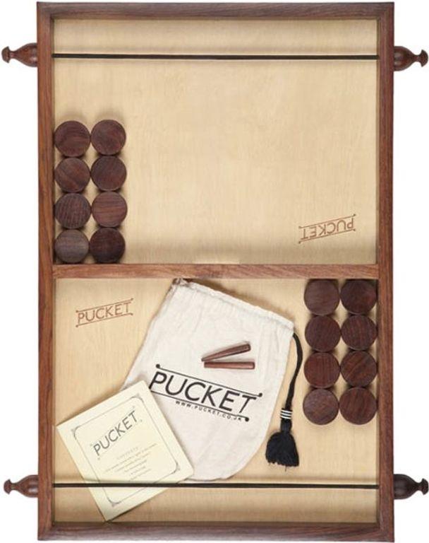 Pucket components