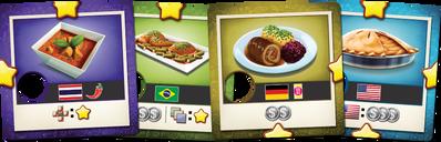 Foodies cards