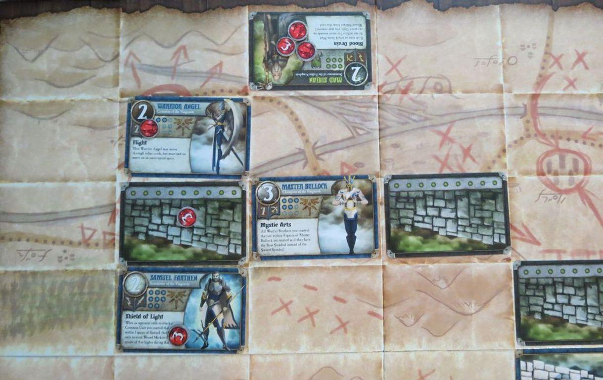 Summoner Wars: Vanguards - Second Summoner gameplay
