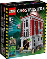 LEGO® Ideas Firehouse Headquarters
