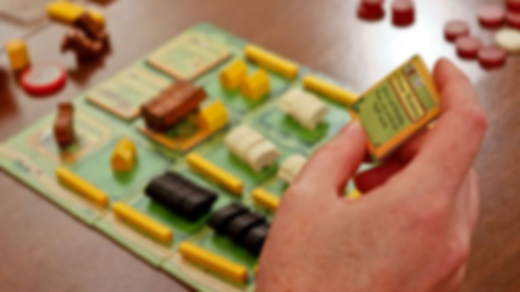 Agricola: All Creatures Big and Small - More Buildings Big and Small gameplay