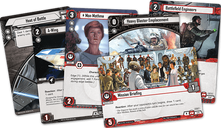 Star Wars: The Card Game cards