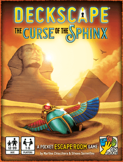 Deckscape%3A+The+Curse+of+the+Sphinx
