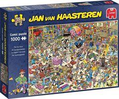 Jan van Haasteren The Toy Shop