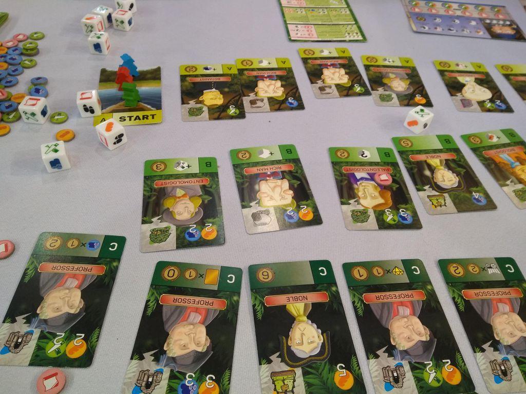 Jungli-La gameplay