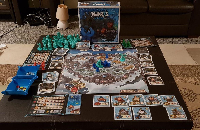 Dwar7s Winter components