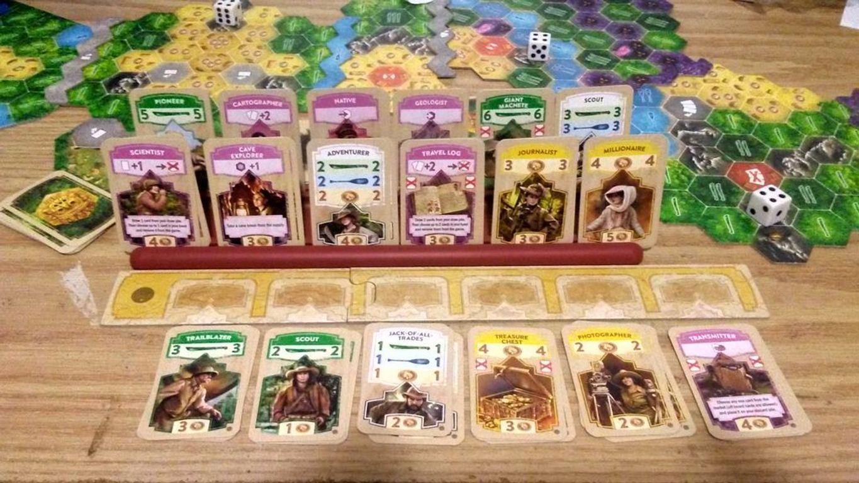The Quest for El Dorado gameplay